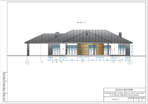 3 Пример проекта дизайн фасадов