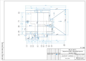 8 Пример архитектурного проекта