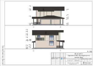 11 Пример архитектурного проекта